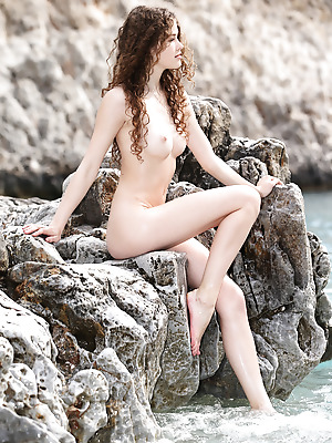 Watch4Beauty  Heidi  Erotic, Softcore, Beach